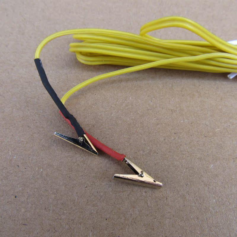 Electroacupuncture Tester Alligator Clip Output Lead - EA ...