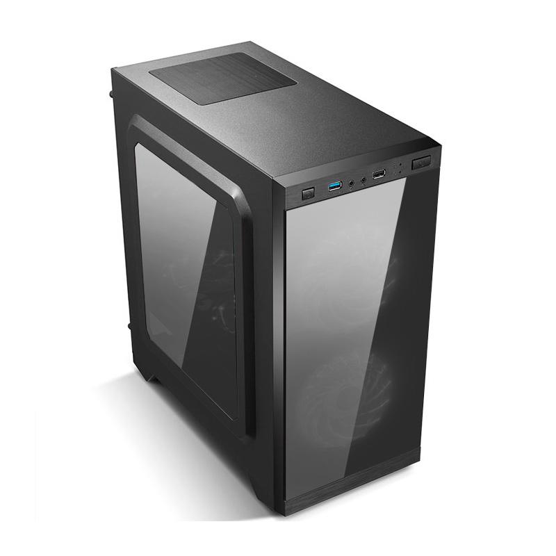 万达凯旋 八代I3 8100四核家用办公电脑主机组装机台式电脑全套