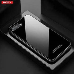 苹果6S手机壳iPhone6sPlus钢化玻璃壳6P保护套防摔硅胶软壳男女款