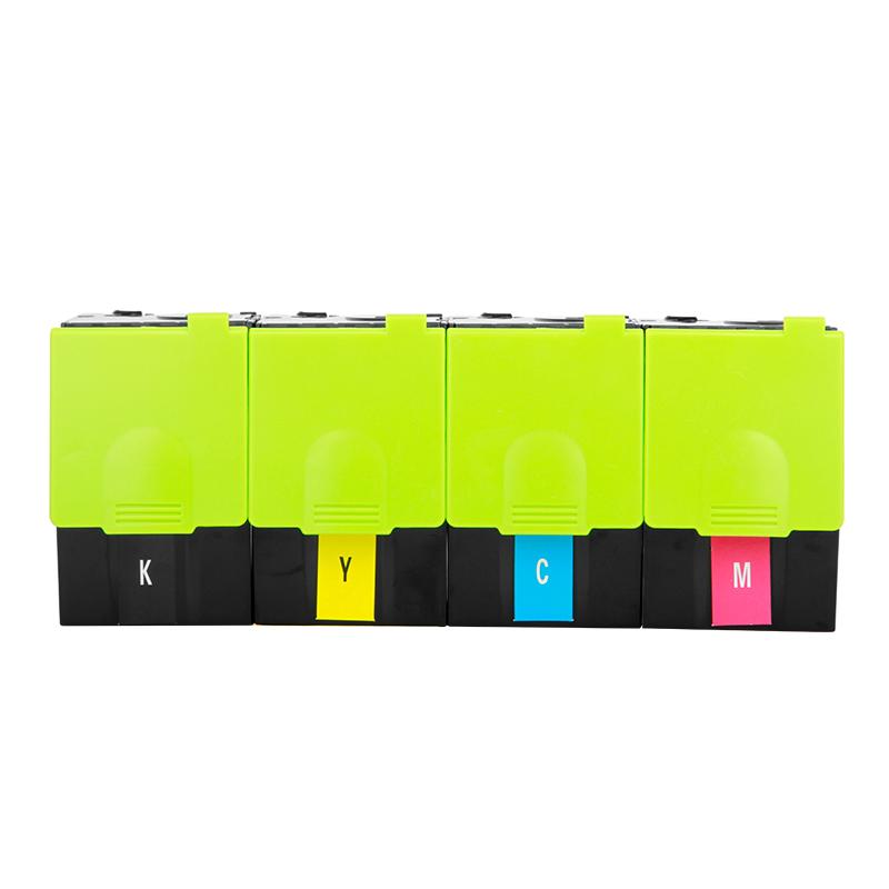 志美适用联想LT231粉盒 联想 CS3310DN CS2310N 打印机彩色墨盒