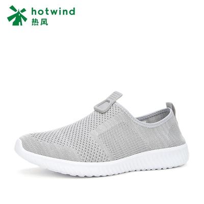 Hotwind/热风网面鞋男