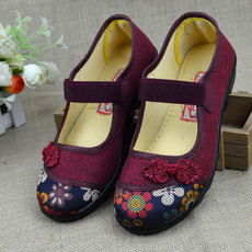 туфли Old Beijing cloth shoes 15