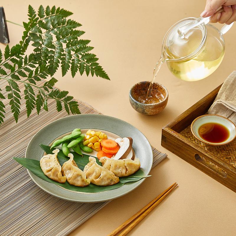 正大食品 日式煎饺 345g*6袋组合 天猫优惠券折后¥84.9包邮(¥109.9-25)