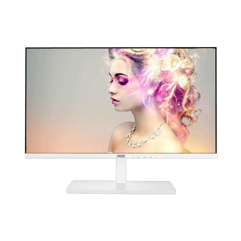 京天华盛I2279VW AOC电脑显示器 21.5英寸护眼台式液晶显示屏