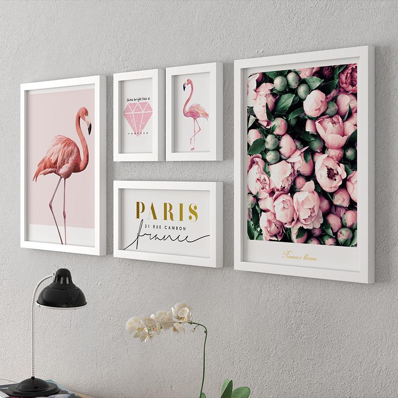 照片墙装饰相框墙客餐厅现代简约相框创意挂墙组合套装卧室相片墙