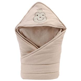 海娜森包被婴儿四季通用春秋纯棉加厚新生的儿宝宝秋冬外出抱被