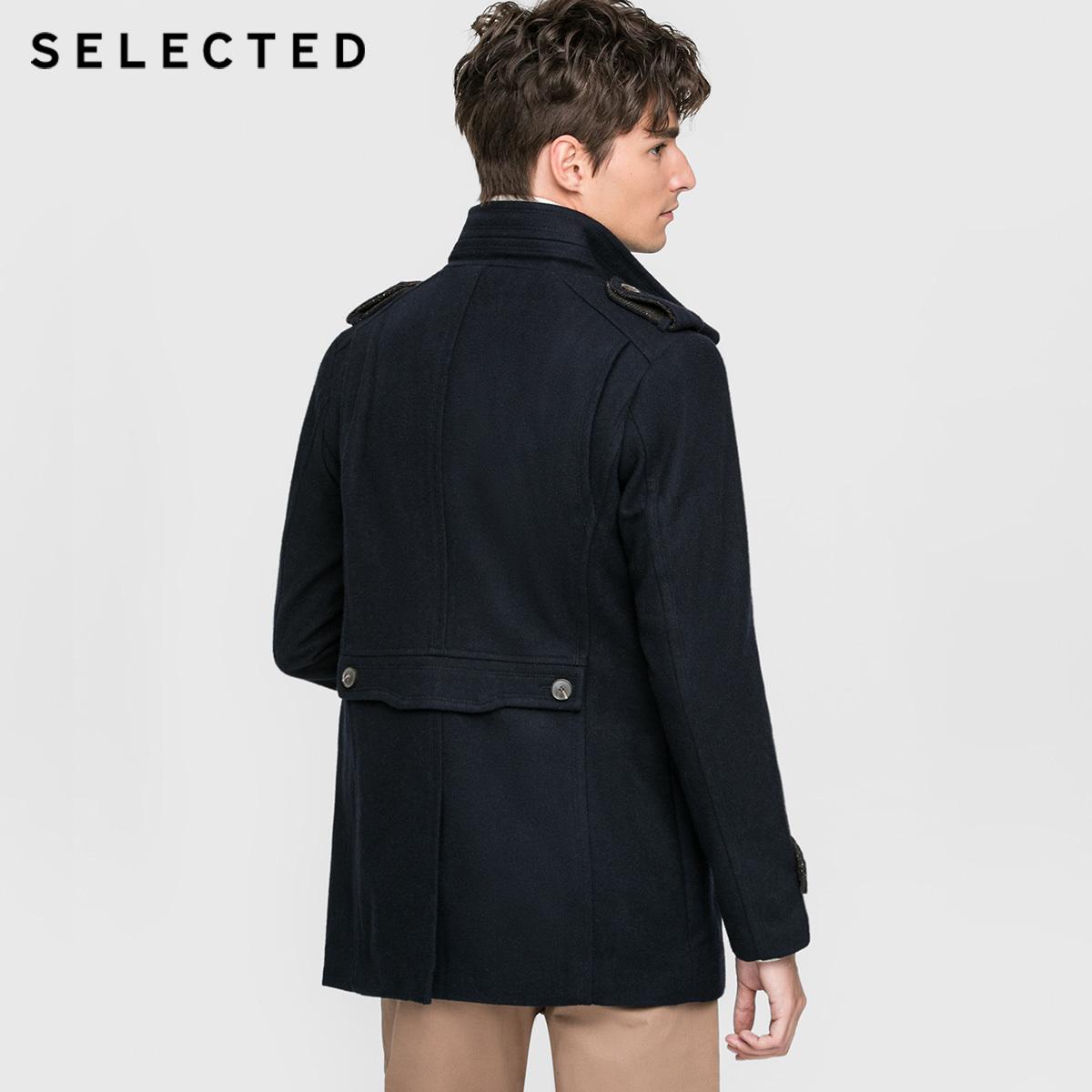 Пальто мужское Selected 415427006