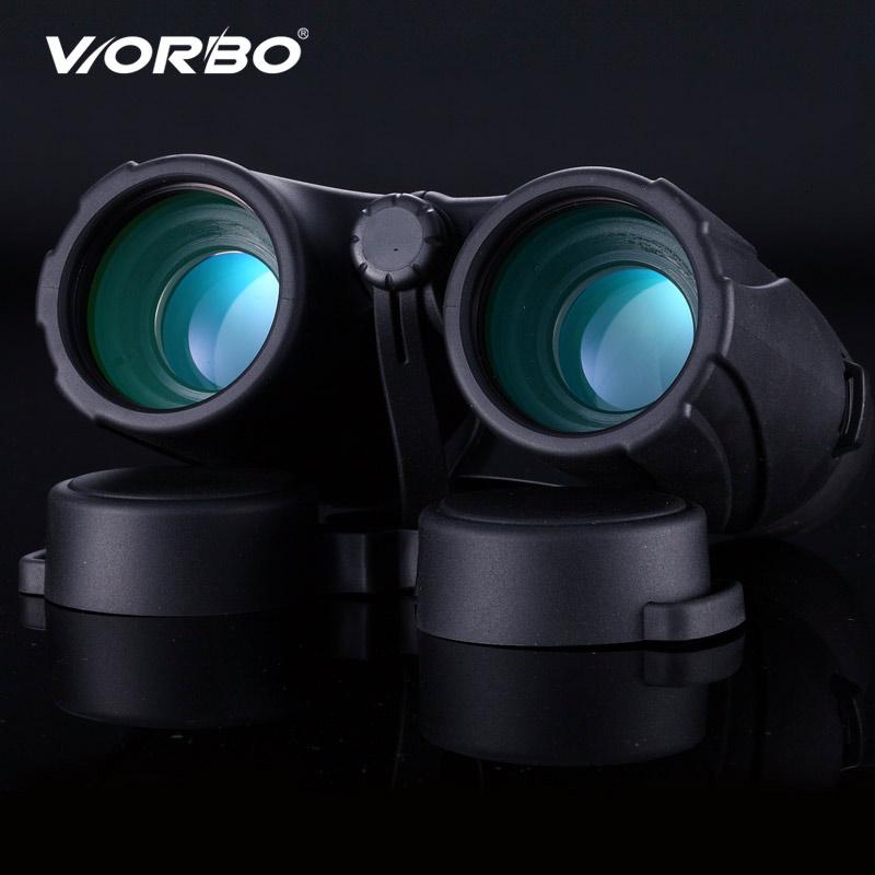 战狼军备7度广角防水浸泡 worbo/惟博双筒望远镜高倍高清微光夜视