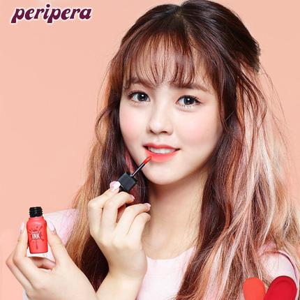 菲丽菲拉韩国官方正品丝绒墨水保湿唇彩 持久不掉色不脱色染唇液