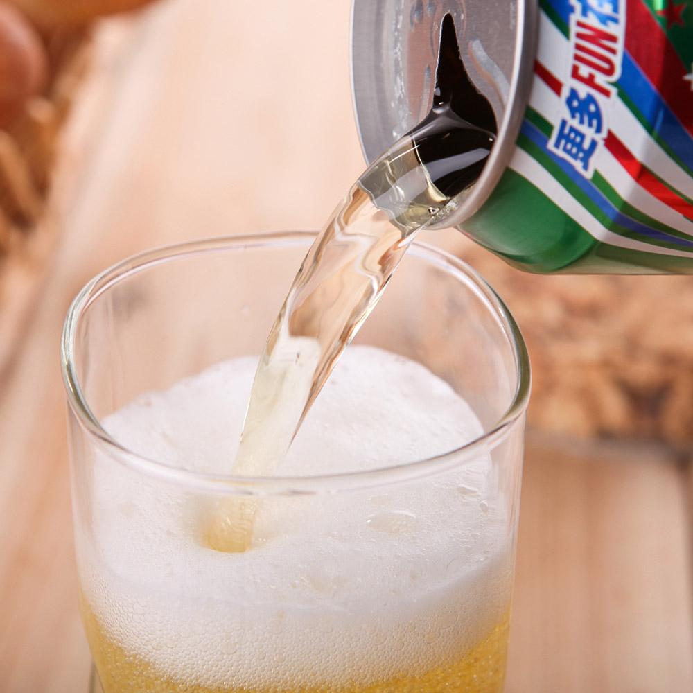 【天猫超市华南】青岛啤酒 冰醇易拉罐500ml/罐 来吧少年!干了这杯!