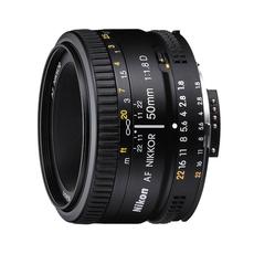 SLR объектив Nikon/50 1.8D AF Nikkor