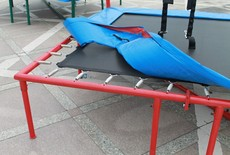 Батут Small bungee jumping bed