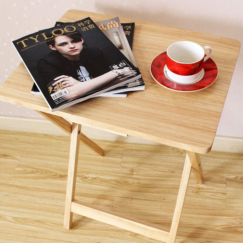 乐迎迎加大版新西兰松木折叠桌FL1012-2