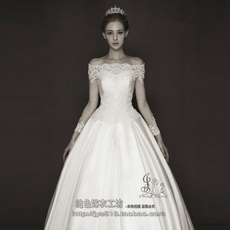 Wedding dress js069 2017