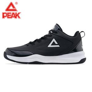 匹克篮球鞋男鞋正品2018秋季新款低帮运动鞋水泥球球鞋耐磨战靴