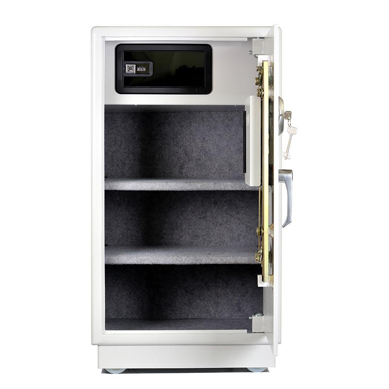 迪堡保险柜80L1家用大型全钢防盗电子密码报警办公保险箱入墙3C