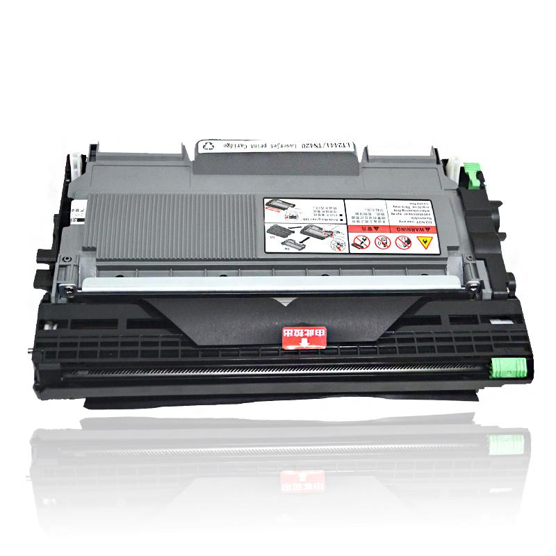 雄彩适用 联想 M7400黑白激光打印一体机硒鼓粉盒鼓架 LT2441墨盒