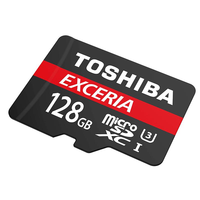 东芝tf128gclass10高速手机内存卡 micro sd128g行车记录仪存储