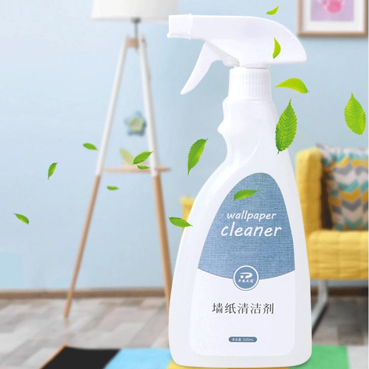 墙布清洗神器墙纸清洁剂壁纸专用强力除清理家用擦洗壁布免洗去污