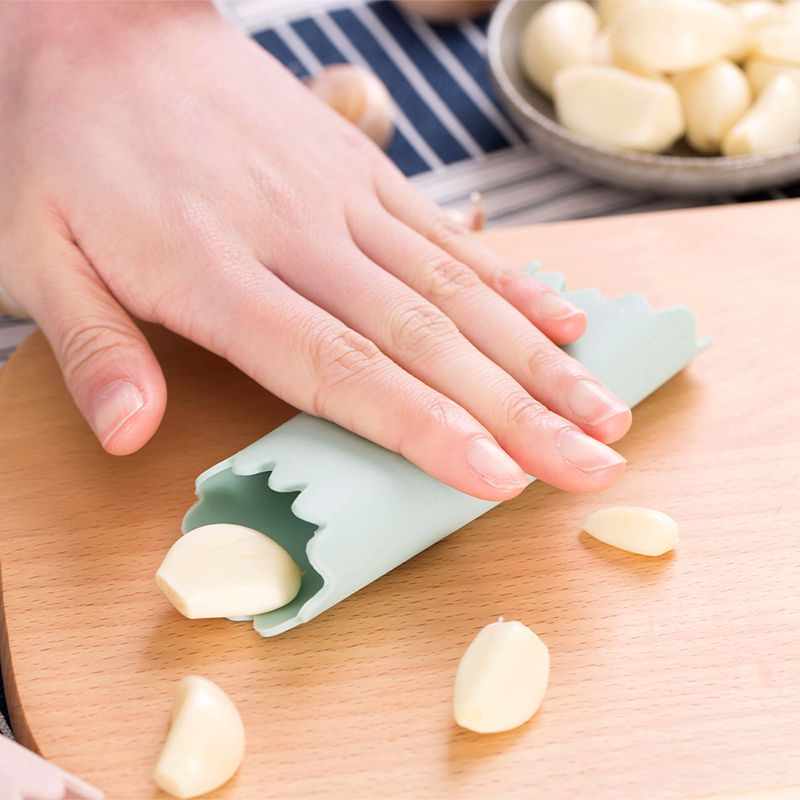 日本多功能剥蒜器大蒜厨房去皮神器