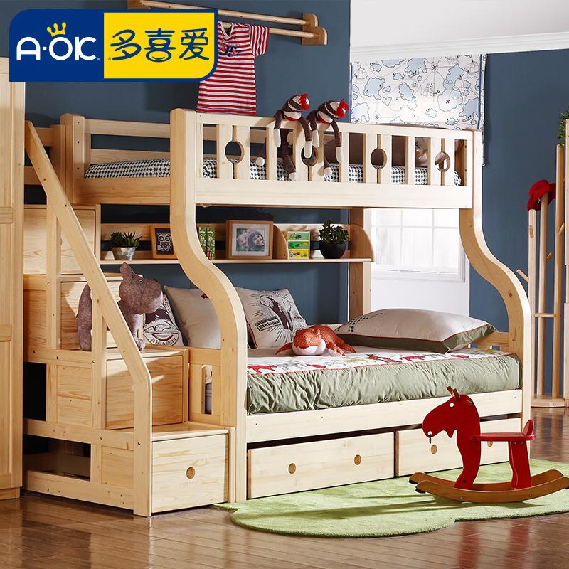 aok多喜爱家具子母床好不好,多喜爱上下铺儿童床个人评价,供参考