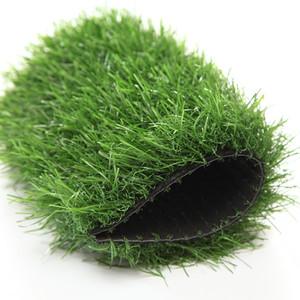 仿真草坪塑料人造假草皮人工幼儿园绿植装饰足球场户外绿色地毯垫