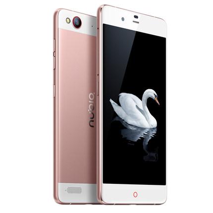 【点评】nubia/努比亚My 布拉格 玫瑰金玫瑰版女神范手机怎么样