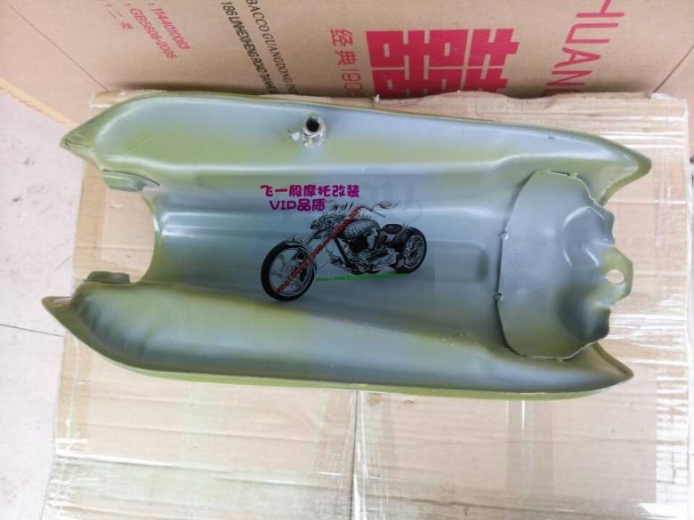 Крышка для топливного бака Мотоцикл аксессуары/Цзялин 70jh70 черный маленький танк утолщение (преобразованный ретро benly50s
