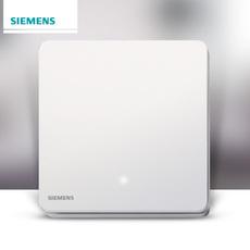 Выключатель одноклавишный Siemens 16A LED
