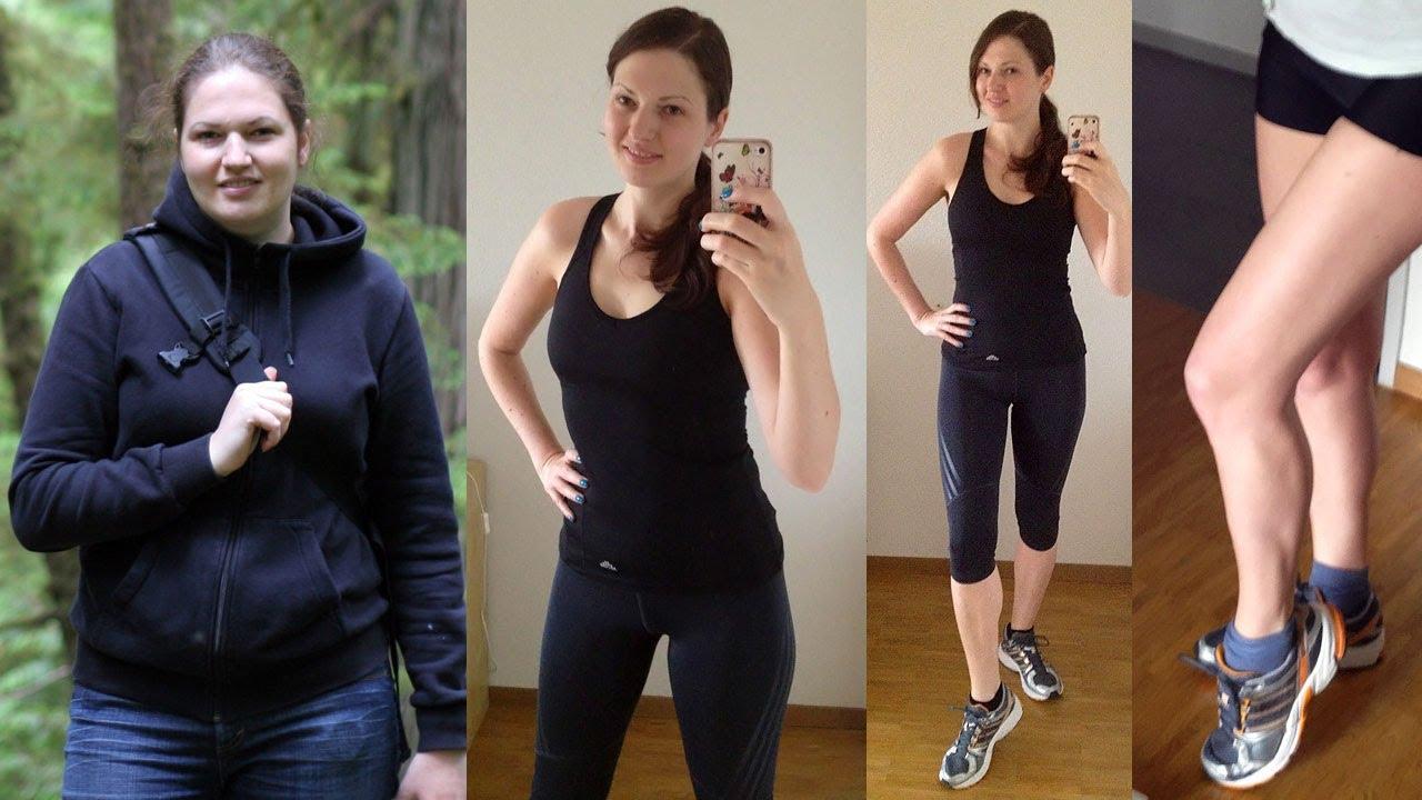 比杂志封面更令人震惊的减肥前后对比照图片