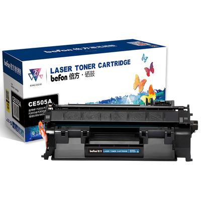 倍方适用CE505A惠普易加粉硒鼓cf280a hp80a P2035N 2050 2055dn 2055X m401dn m401d m425dn-dw打印机墨盒
