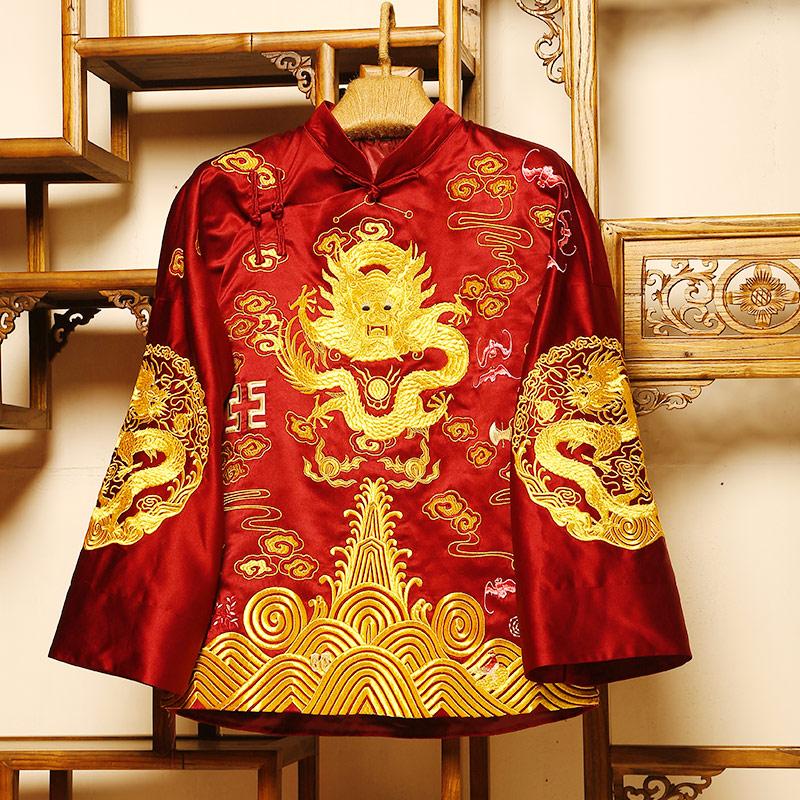 National costume  Nicky Wu Liu Shi shi