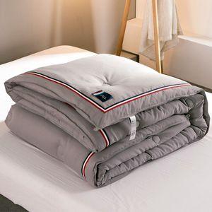 日式水洗棉被子被芯冬被棉被春秋被空调被夏凉被宿舍单双人学生被