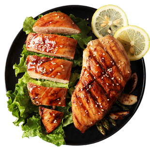 【7包】鲨鱼菲特速食鸡胸肉健身代餐即食低脂卡零食轻食鸡肉食品