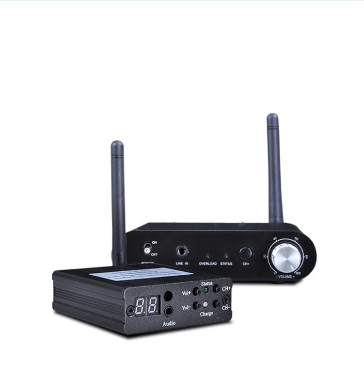 5.1家庭影院无线环绕接收器2.4G无线环绕功放音箱音响音频发射器