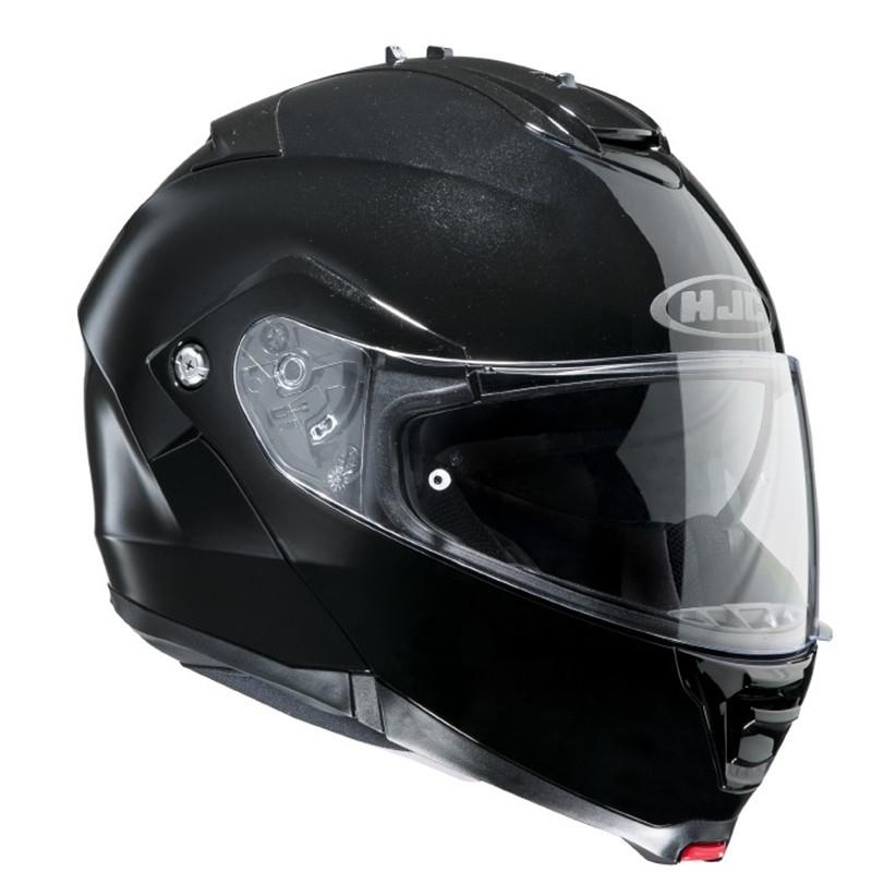 大脑袋头围HJC摩托车头盔双镜片揭面盔IS-MAX2 3XL 5XL赠防雾贴片