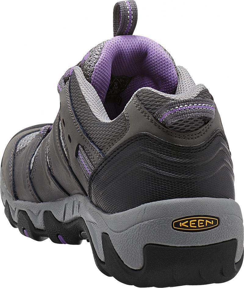 美国直邮KEEN/客恩 '1011549户外女鞋皮质透气系带低帮鞋包邮