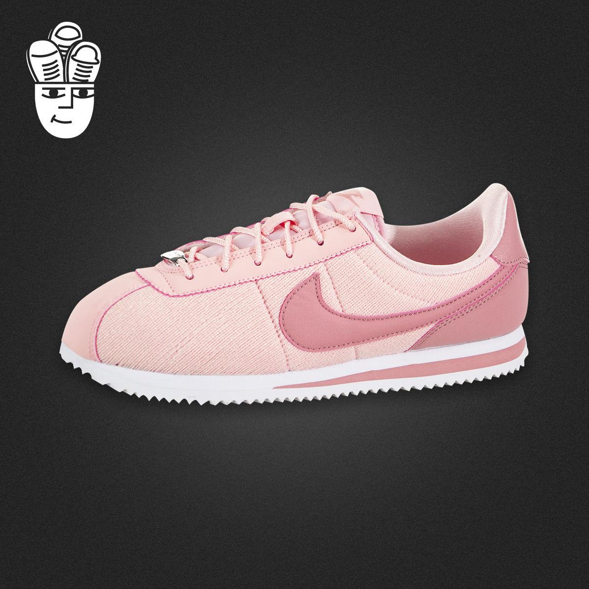 Nike Cortez Basic 耐克男鞋女鞋GS 复古运动休闲鞋 阿甘鞋