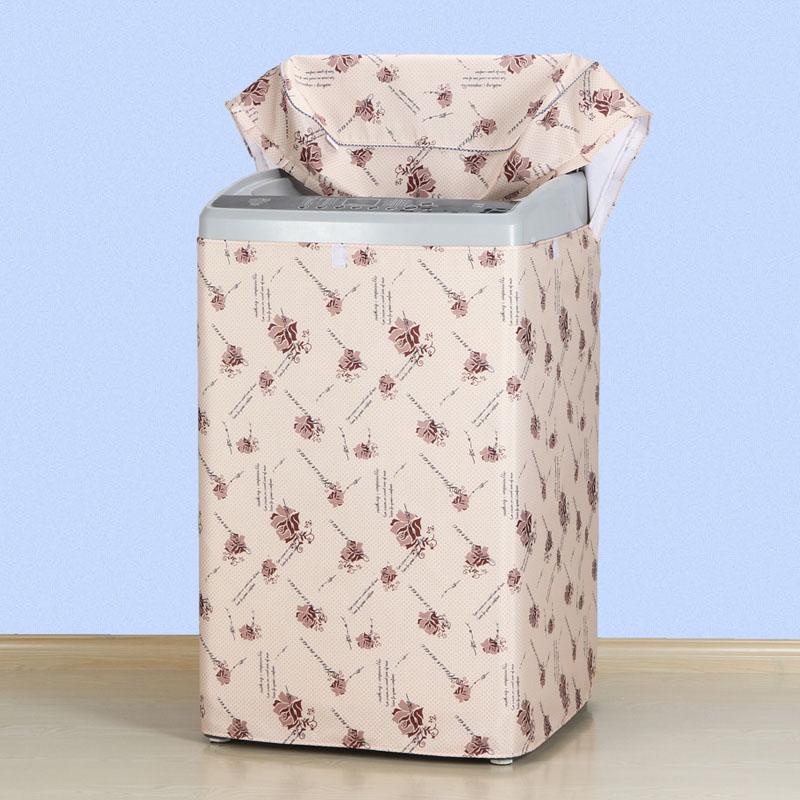 松下全自动洗衣机罩子 上开8.5公斤防水防晒套XQB85-QA8021-T8021