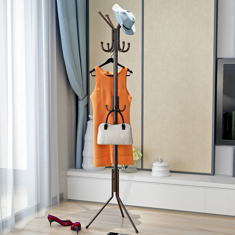 Coat Rack Bedroom Hanger Landing Now Simple Fashion Creative - Creative clothes racks