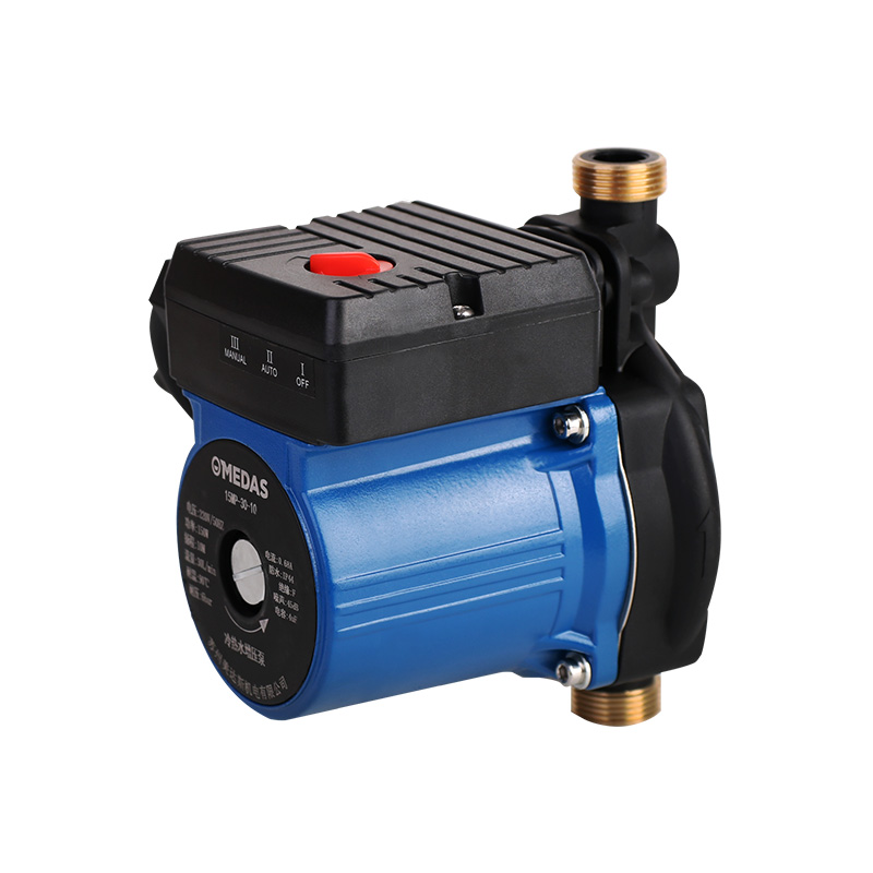 美达斯 自来水增压泵亚洲AG集团全自动静音 管道增压水泵热水器加压泵