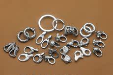 брелок 925 чистого серебра тайские серебряные