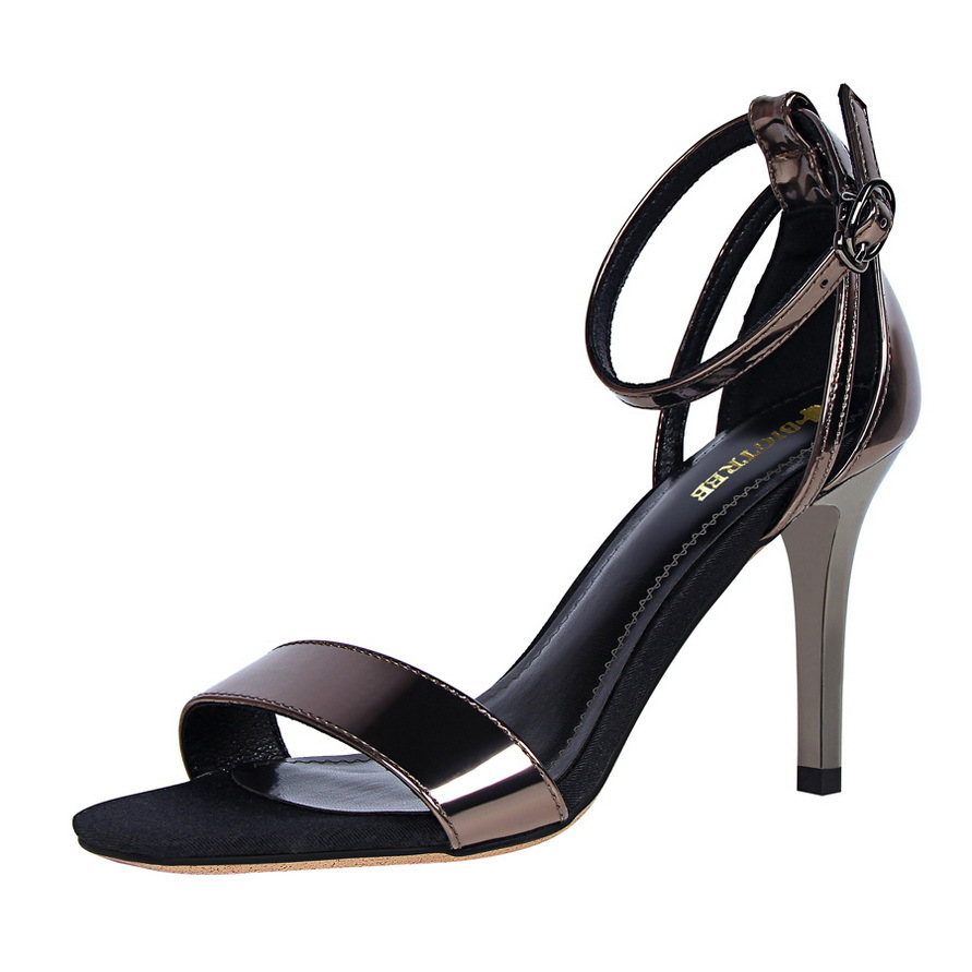 thin high heel sexy nightclub sandals