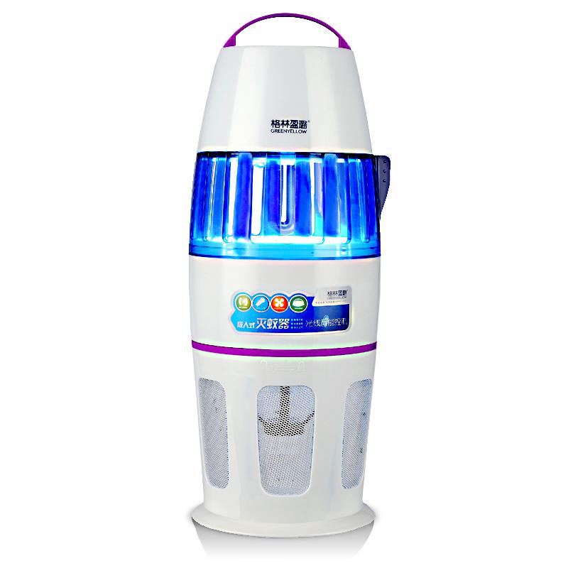 格林盈璐灭蚊灯家用驱蚊器插电式吸蚊电蚊子捕蚊全自动婴儿静音