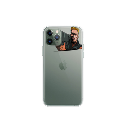 iPhone 11/11 pro/11 Pro Max Perfect Camera Hiding High Quality Silicone Case 602892