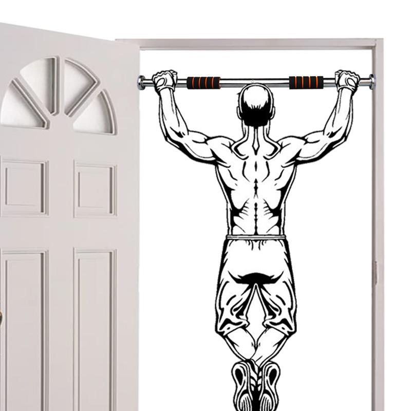 门上单杠家庭引体向上器体育用品健身器材家用单杆室内墙体免打孔
