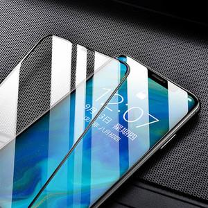 苹果8X全屏钢化膜xs max/xr/x膜10D玻璃7plus/6s防爆手机膜易吸附