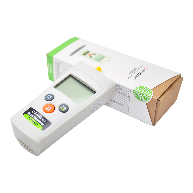 optical power high - precision optical power meter fiber tester light attenuation test multi - wavelength letter authentic