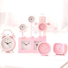 Настольные часы Простые macarons цвет творческий