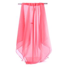 夏季超薄防晒方形纱巾
